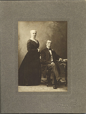 Mr. and Mrs. D. Mackay