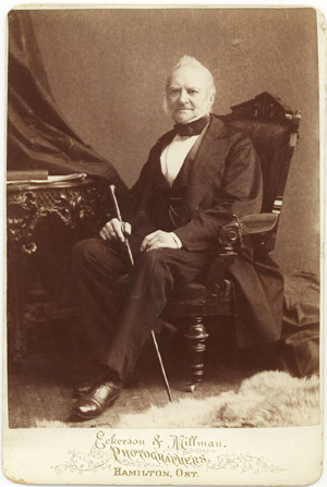 Rev. Thomas Baker