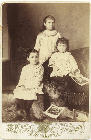 Ruby, Mary and Hilda McQuesten