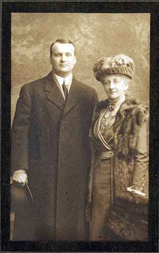 Thomas B. McQuesten and Mother Mary